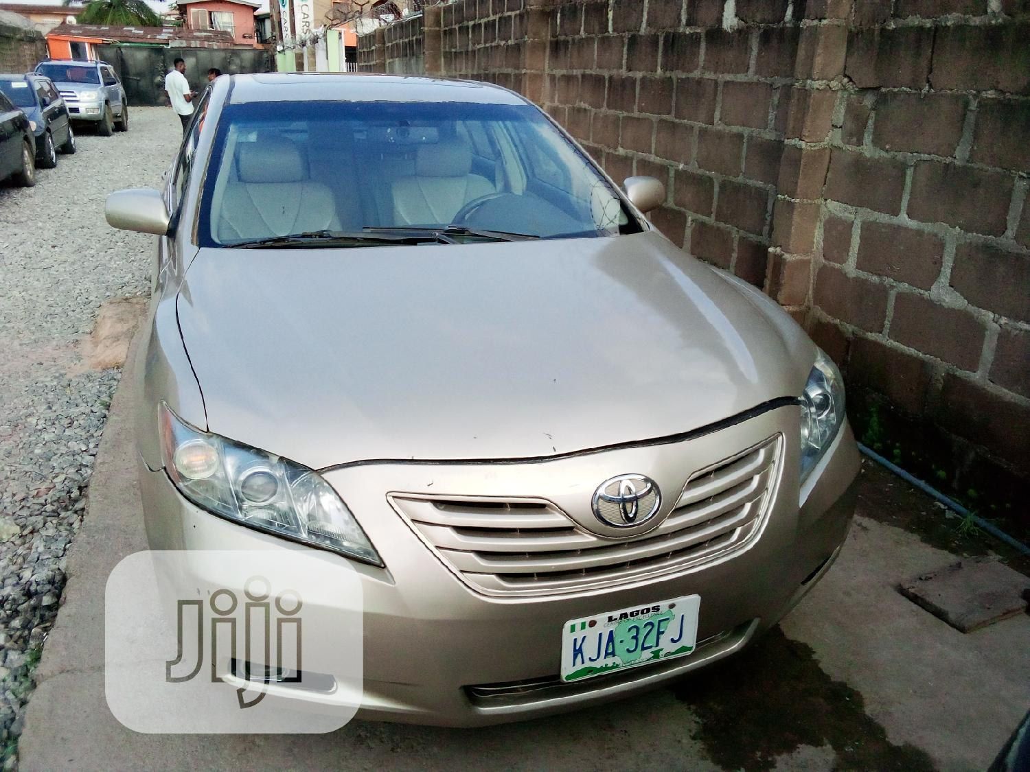 Toyota Camry 2007 2.3 Gold
