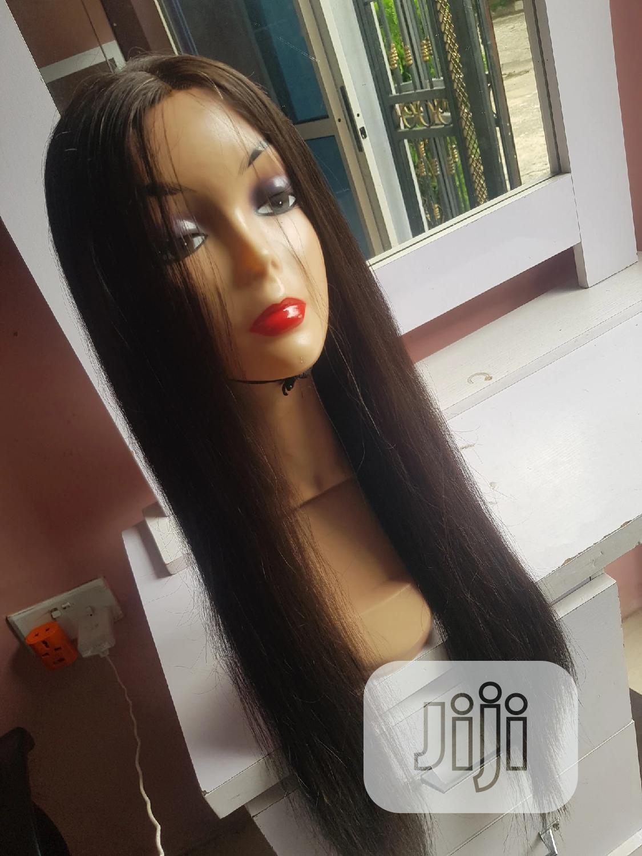 Bone Straight Human Hair