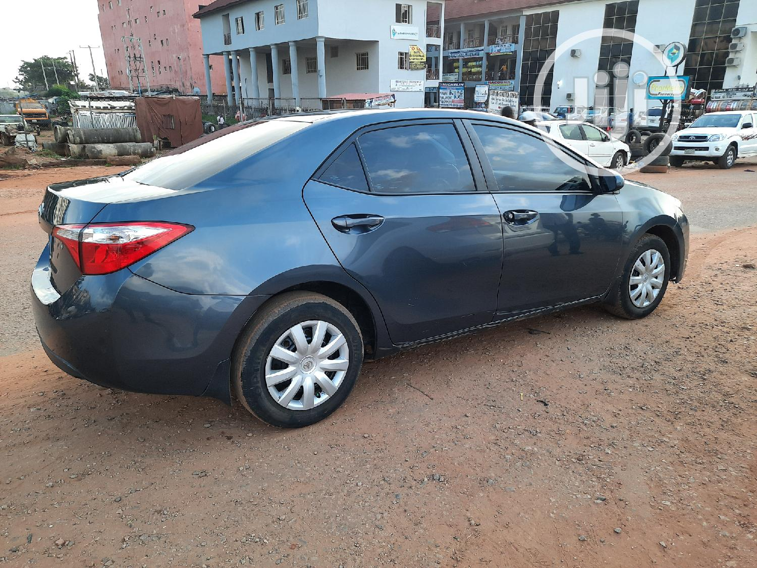 Toyota Corolla 2016 Gray | Cars for sale in Wuse 2, Abuja (FCT) State, Nigeria