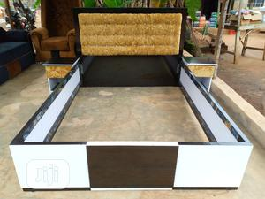 4and Half by 6 Bed | Furniture for sale in Lagos State, Badagry
