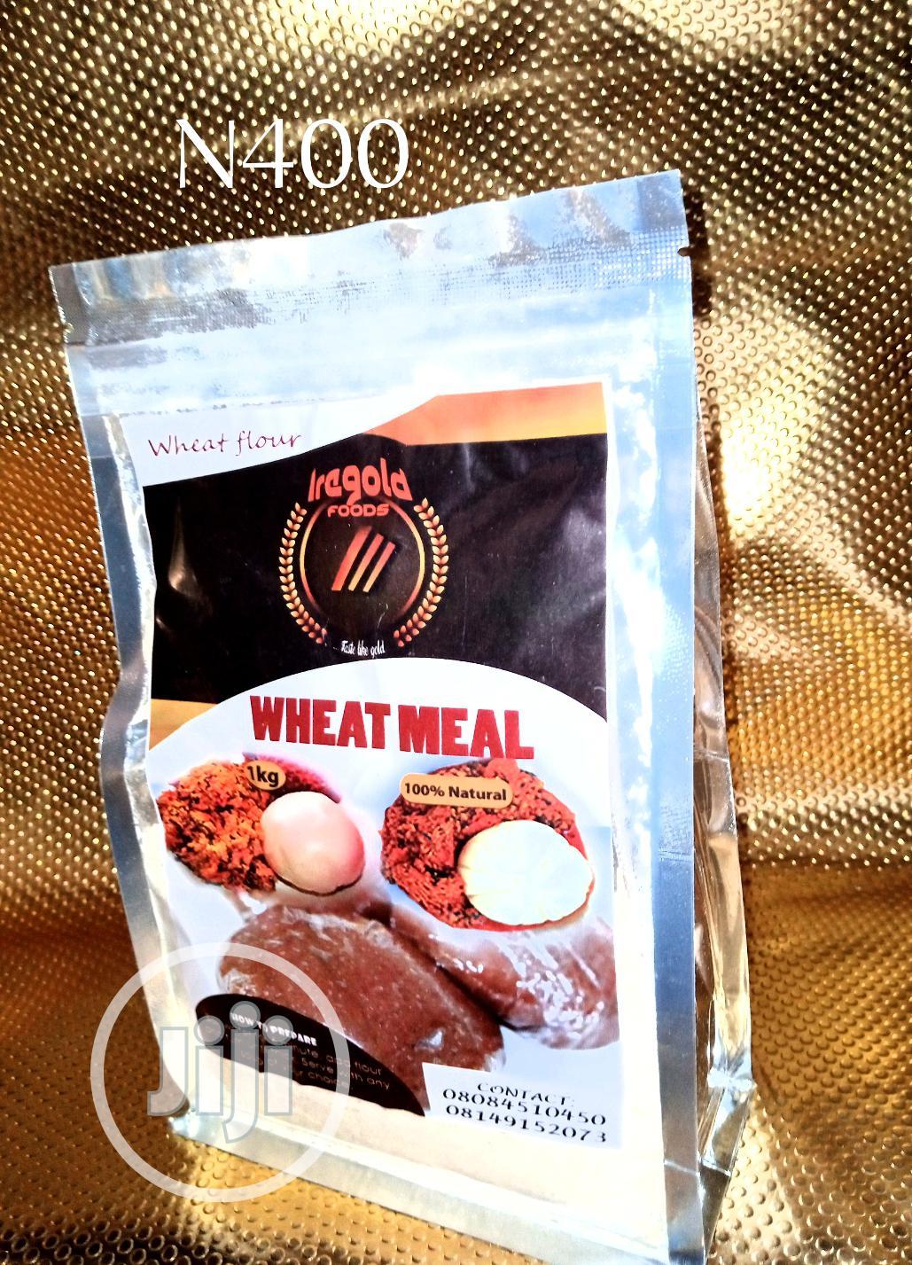 Archive: Wheat Flour 1kg (Iregold Foods)