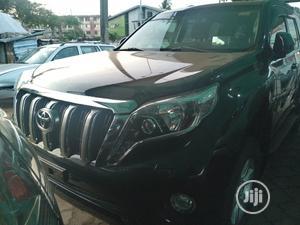 Toyota Land Cruiser Prado 2017 GX Black | Cars for sale in Lagos State, Amuwo-Odofin