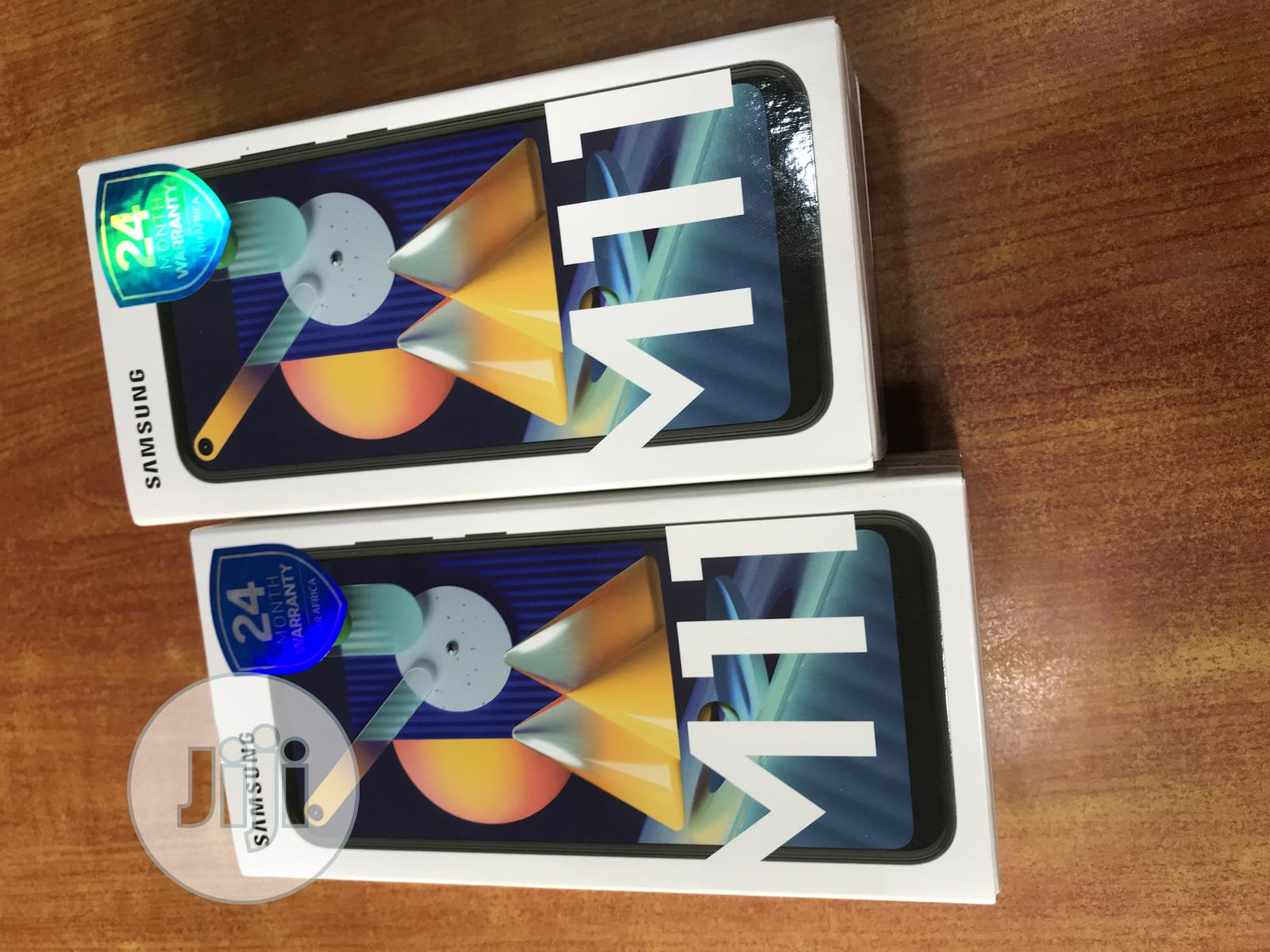 New Samsung Galaxy M11 32 GB Gray | Mobile Phones for sale in Ikeja, Lagos State, Nigeria