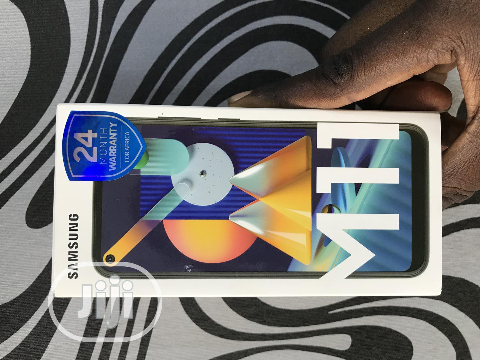 New Samsung Galaxy M11 32 GB Gray