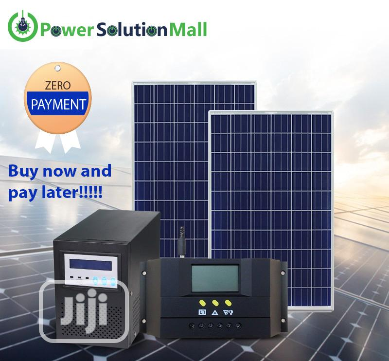 1KVA SOLAR Inverter Solution (With Paylater Option)