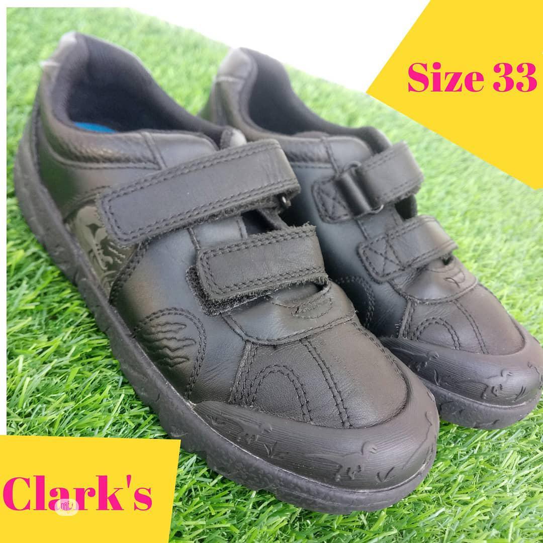 Boy School Shoe