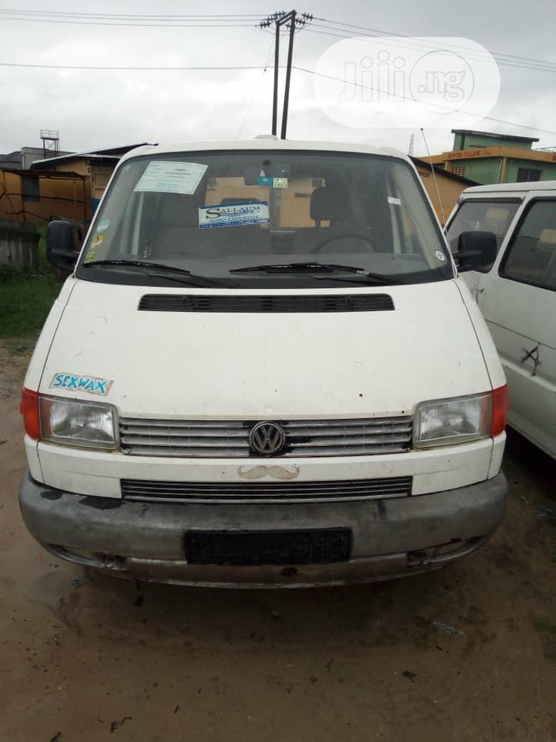 Volkswagen T4 2003 White