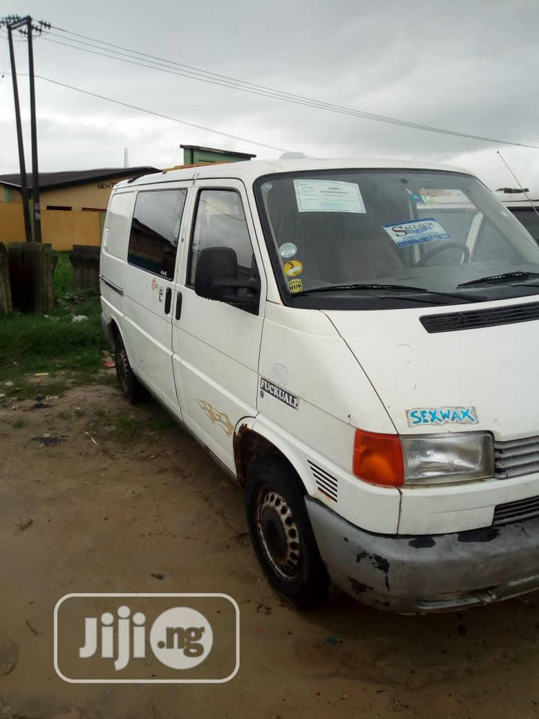 Volkswagen T4 2003 White | Buses & Microbuses for sale in Ojo, Lagos State, Nigeria