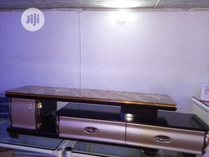 Super Quality Imported Plasma TV Shelf With 2 Drawers   Furniture for sale in Lagos State, Ojo