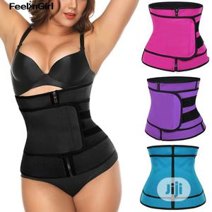 Waist Trainer Hot Shaper Slimming Belt(#Waist Cincher) | Clothing Accessories for sale in Rivers State, Port-Harcourt