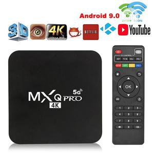 Android TV Box Mxq Pro 5g 4k Display 2gb 16gb | TV & DVD Equipment for sale in Lagos State, Ikeja