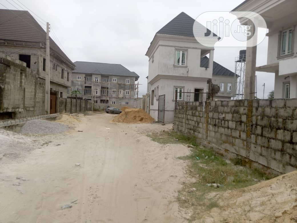 Archive: 6 Plots Of Land For Sale At The Back Of Shoprite.