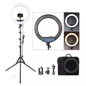 Ring Lamp 18 Inch Photographic Lighting   Accessories & Supplies for Electronics for sale in Lagos State, Magodo