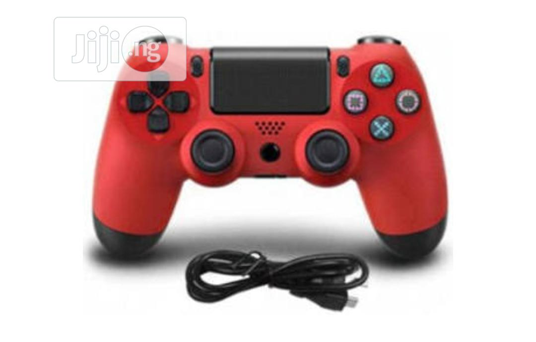 PS4 Dualshock 4 Wireless Controller | Video Game Consoles for sale in Ikeja, Lagos State, Nigeria