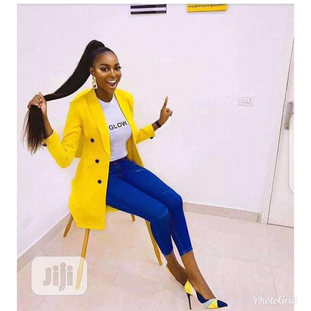 Beautiful Jeans Gown | Clothing for sale in Ogudu, Lagos State, Nigeria