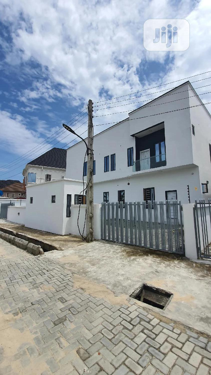 4BEDROOM Spaciousduplex Beautifully Built With Amazing Color | Houses & Apartments For Rent for sale in Chevron, Lekki, Nigeria