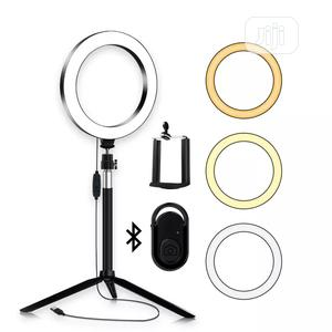 LED Studio Ring Light Photo Video Lamp Light Dimmable   Accessories & Supplies for Electronics for sale in Lagos State, Ikoyi