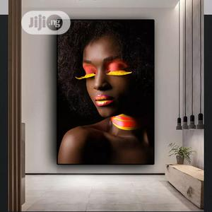 Sexy Nude Woman Canvas Painting | Arts & Crafts for sale in Lagos State, Ikoyi