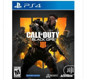 Ps4- Call Of Duty: Black Ops 4   Video Games for sale in Lagos State, Ikeja