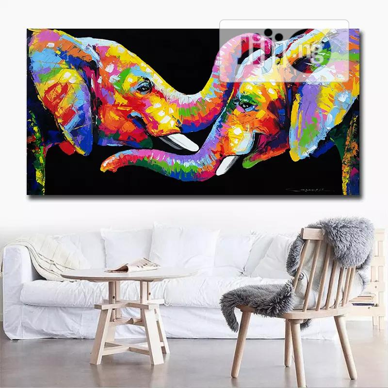 Wall Art Work With Frame