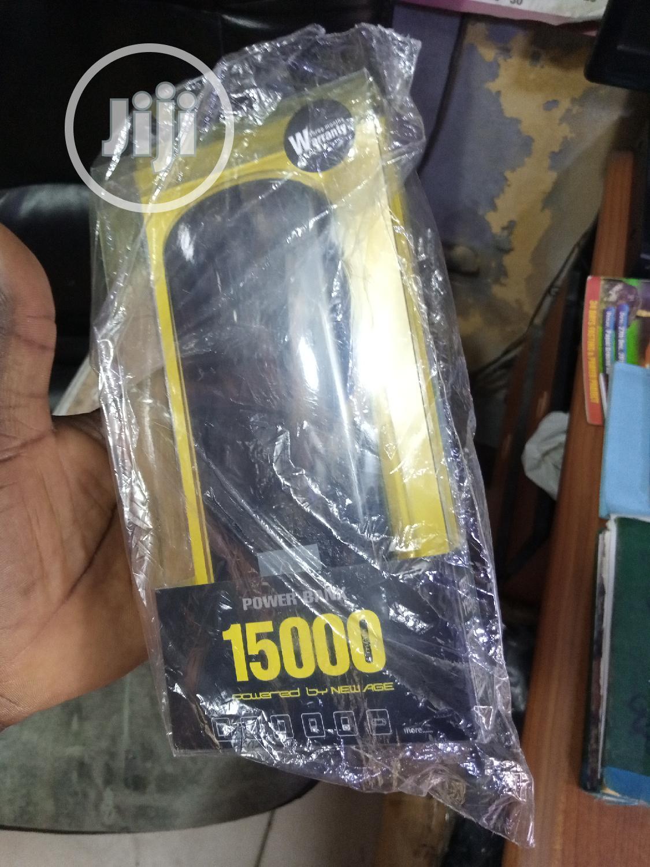 15 000 Mah New Age Power Bank