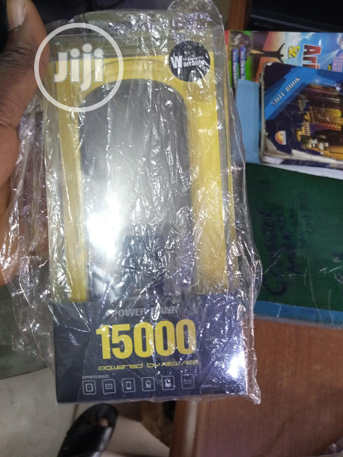 15 000 Mah New Age Power Bank | Computer Accessories  for sale in Wuse 2, Abuja (FCT) State, Nigeria
