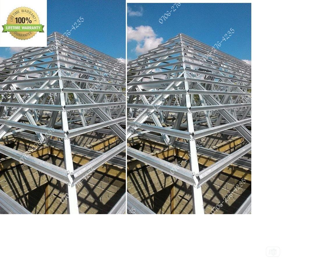 Very Solid Steel Trusses For Sale, At A Wonderfull Price