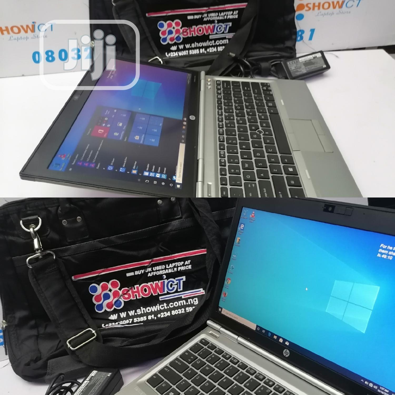 Laptop HP EliteBook 2570P 4GB Intel Core I5 HDD 320GB