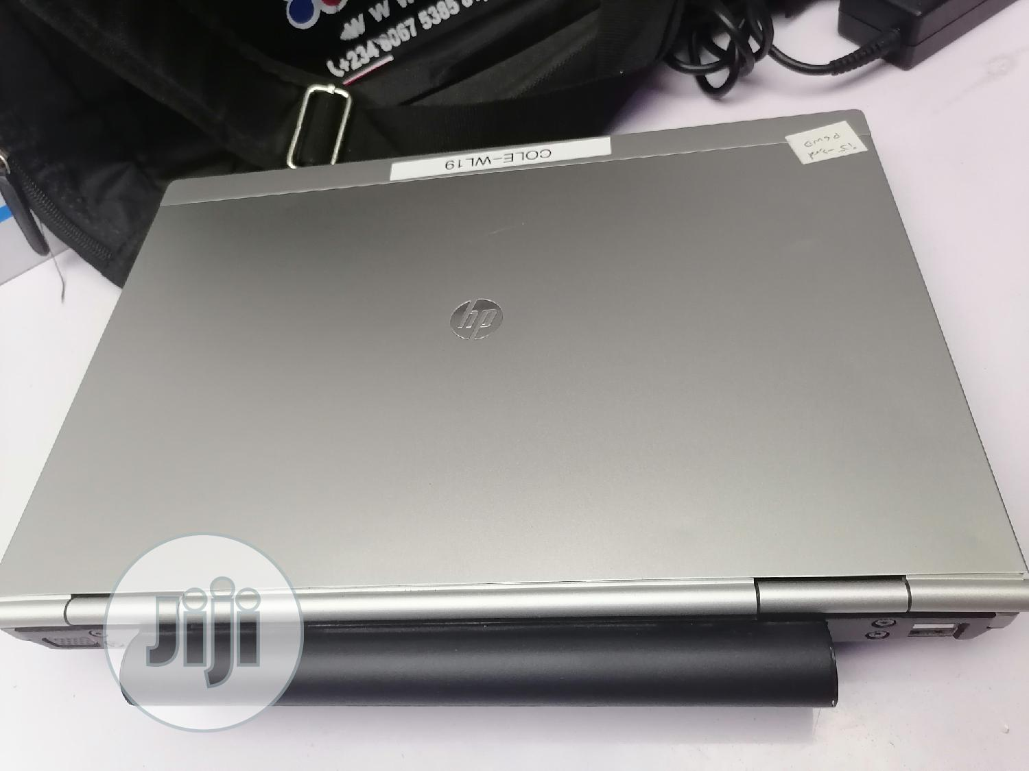 Laptop HP EliteBook 2570P 4GB Intel Core I5 HDD 320GB | Laptops & Computers for sale in Wuse 2, Abuja (FCT) State, Nigeria