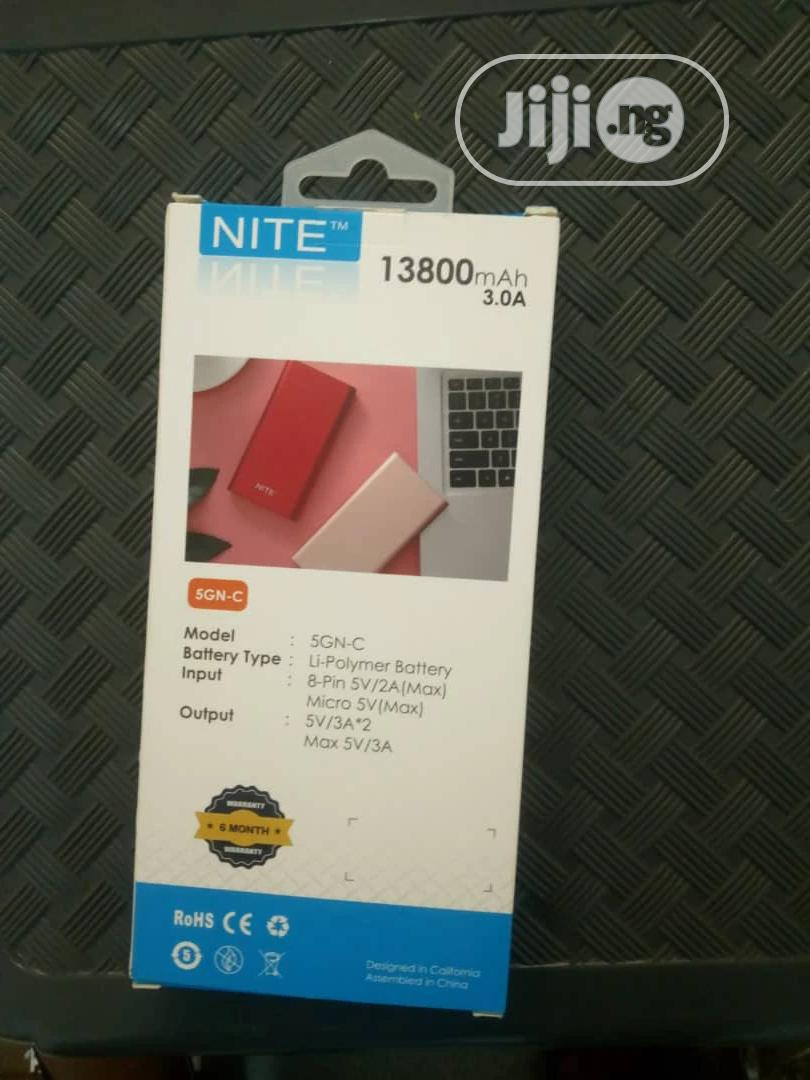 NITE Powerbank | Accessories for Mobile Phones & Tablets for sale in Ibadan, Oyo State, Nigeria