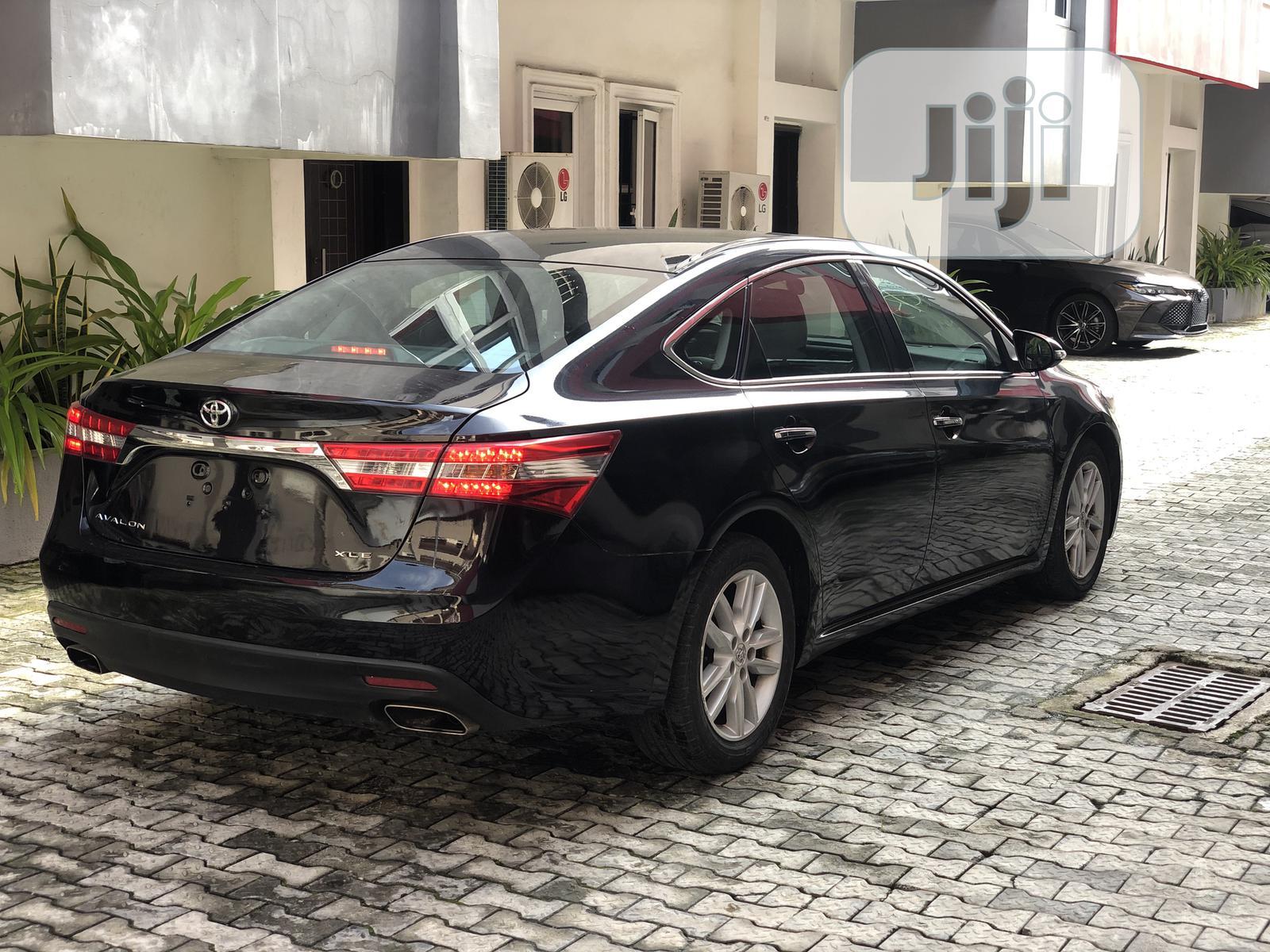 Toyota Avalon 2014 Black   Cars for sale in Lekki, Lagos State, Nigeria