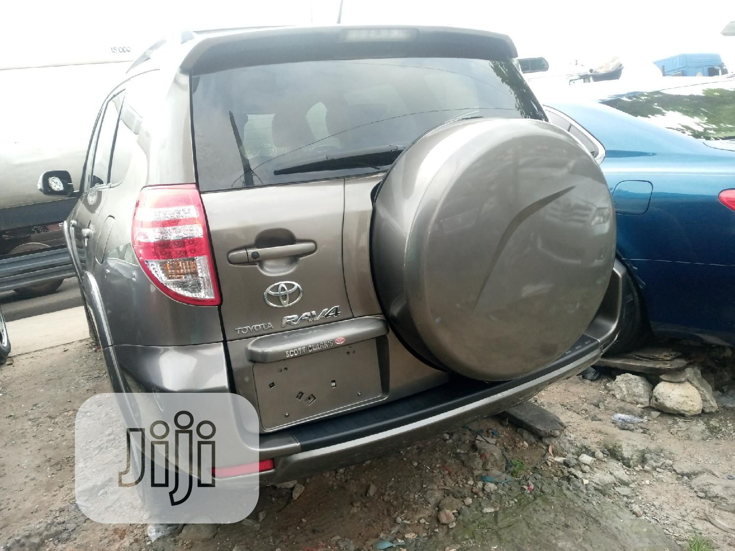 Toyota RAV4 2010 3.5 Limited 4x4 Brown   Cars for sale in Apapa, Lagos State, Nigeria