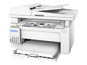 HP Laserjet Pro M130fn All-in-one Laser Printer   Printers & Scanners for sale in Lagos State, Ikeja