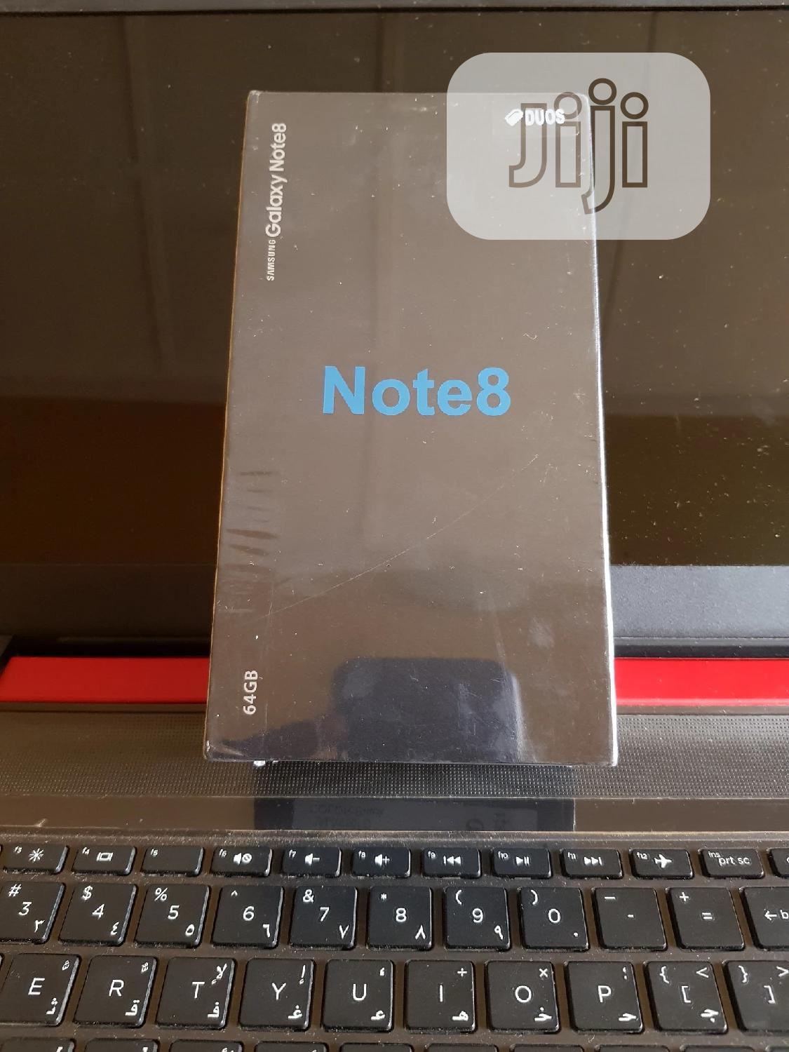 Samsung Galaxy Note 8 64 GB