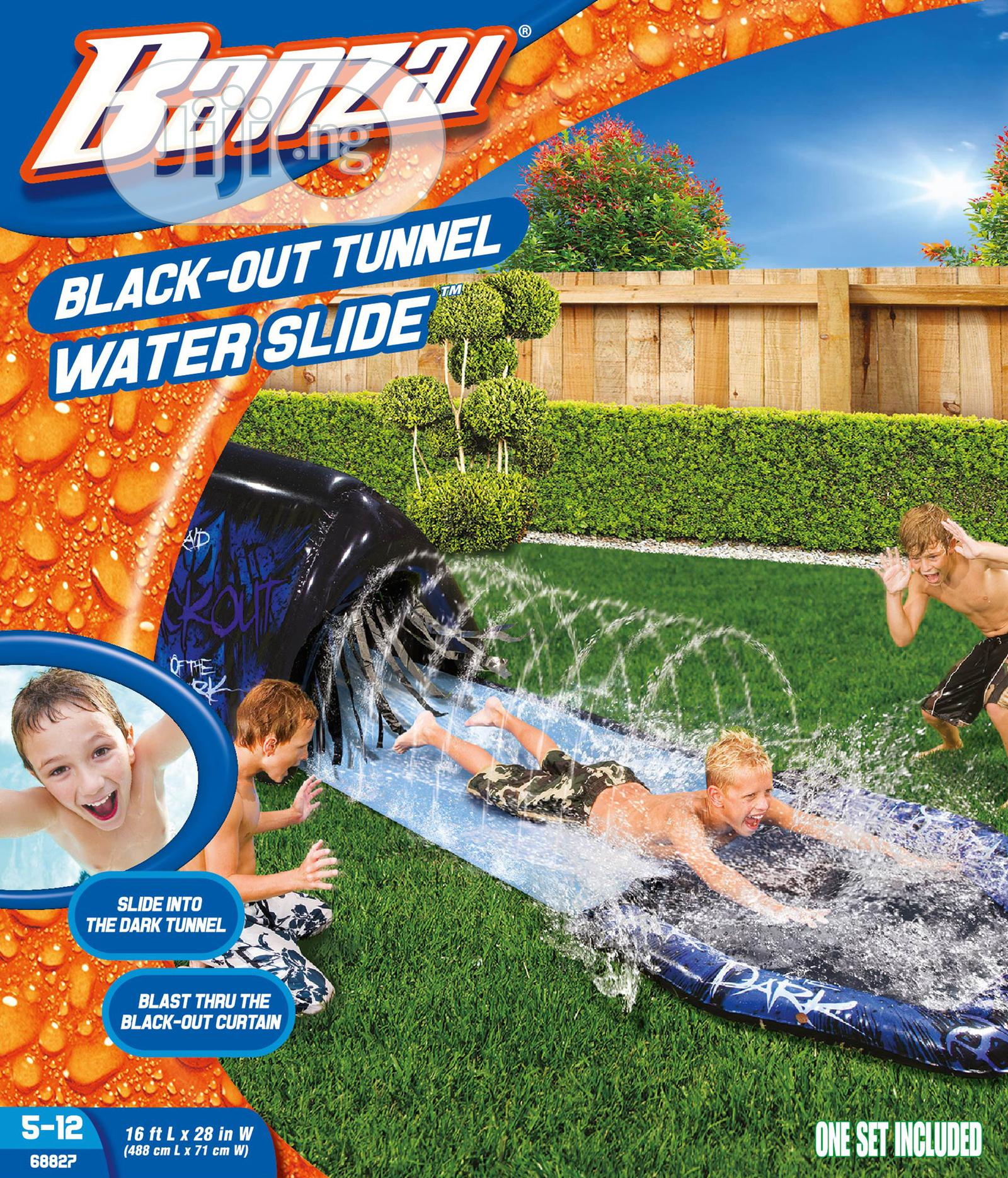 Banzai Black-out Tunnel Outdoor Water Slide | Toys for sale in Ajah, Lagos State, Nigeria