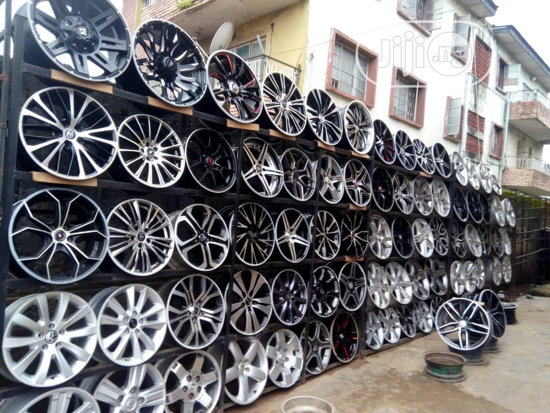 Alloy Rim For All Sizes