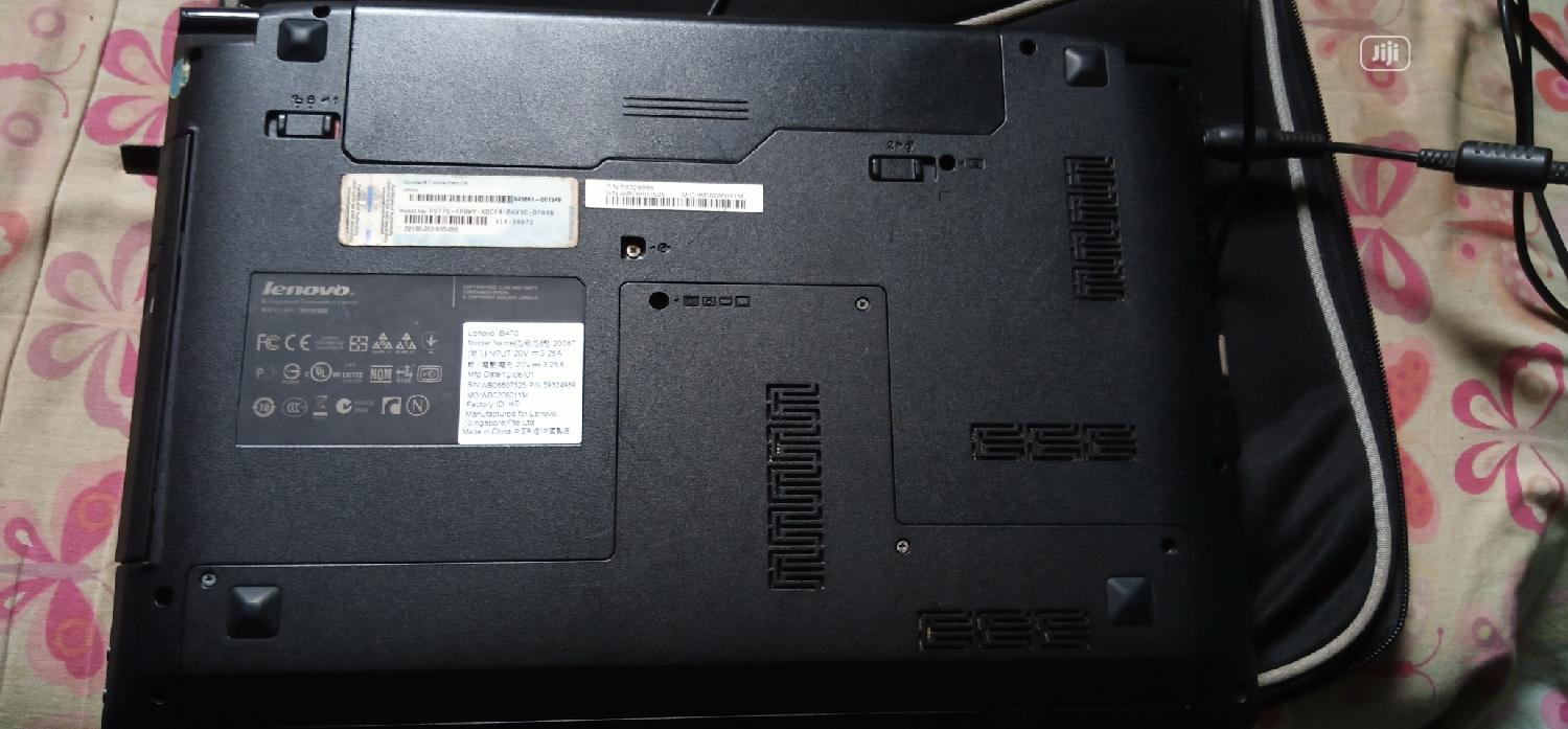 Archive: Laptop Lenovo 3GB Intel Core i5 500GB