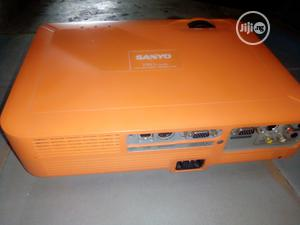 Sharp & Portable Sanyo Projector | TV & DVD Equipment for sale in Lagos State, Apapa