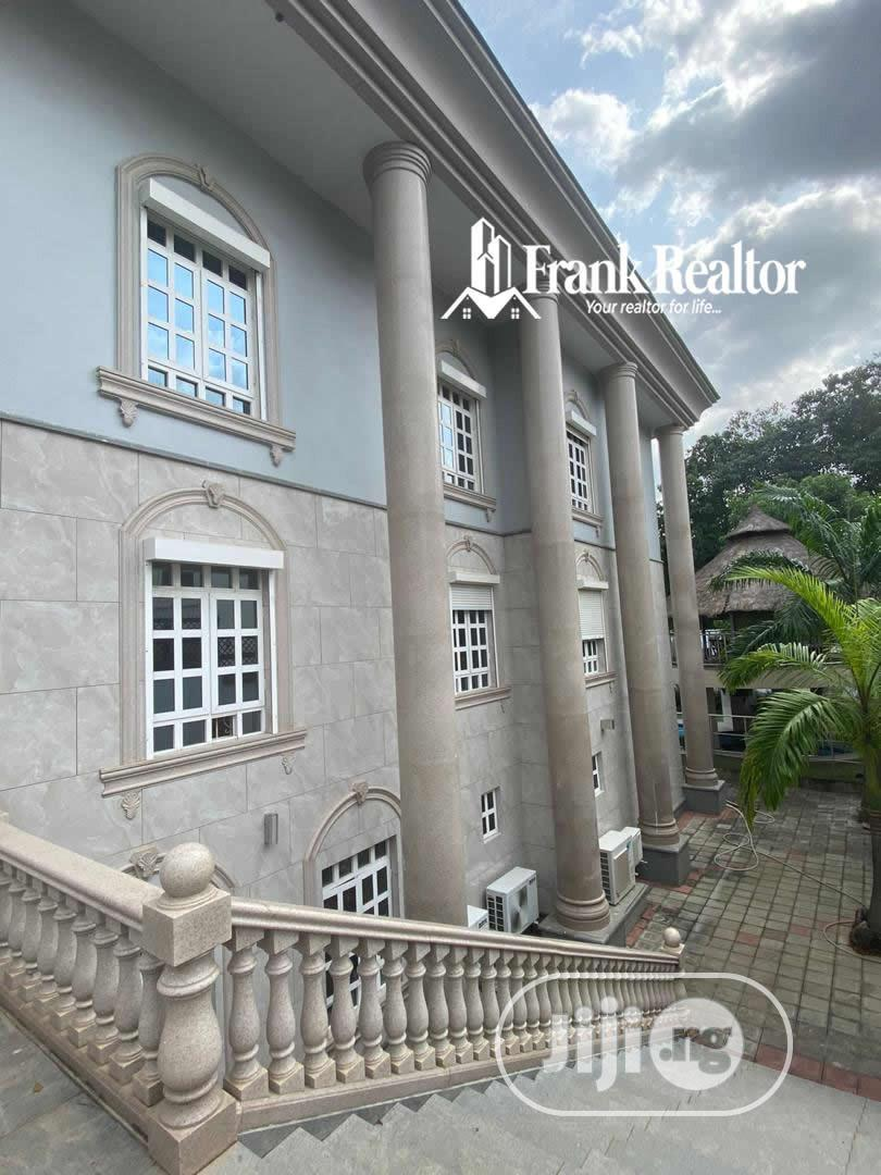 Fully Furnished 5bedroom Duplex | Houses & Apartments For Sale for sale in Central Business Dis, Abuja (FCT) State, Nigeria