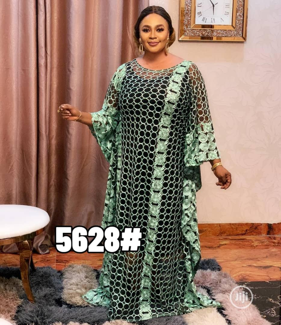 Unique Ladies Bubu Long Gowns Available In Colours