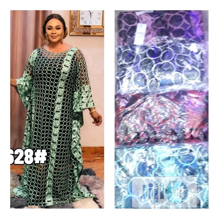 Unique Ladies Bubu Long Gowns Available In Colours | Clothing for sale in Amuwo-Odofin, Lagos State, Nigeria