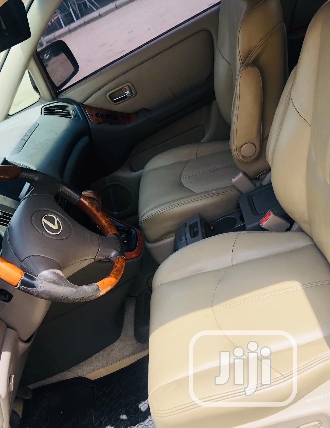 Lexus RX 2001 Black | Cars for sale in Ikeja, Lagos State, Nigeria