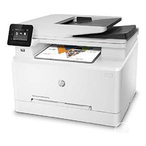 HP Laserjet Pro All-in-one Color Printer, M477FNW   Printers & Scanners for sale in Lagos State, Ikeja