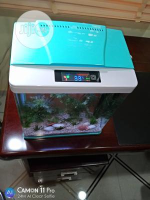 Aquarium With Temperature Regulator For Sale   Fish for sale in Lagos State, Ikeja