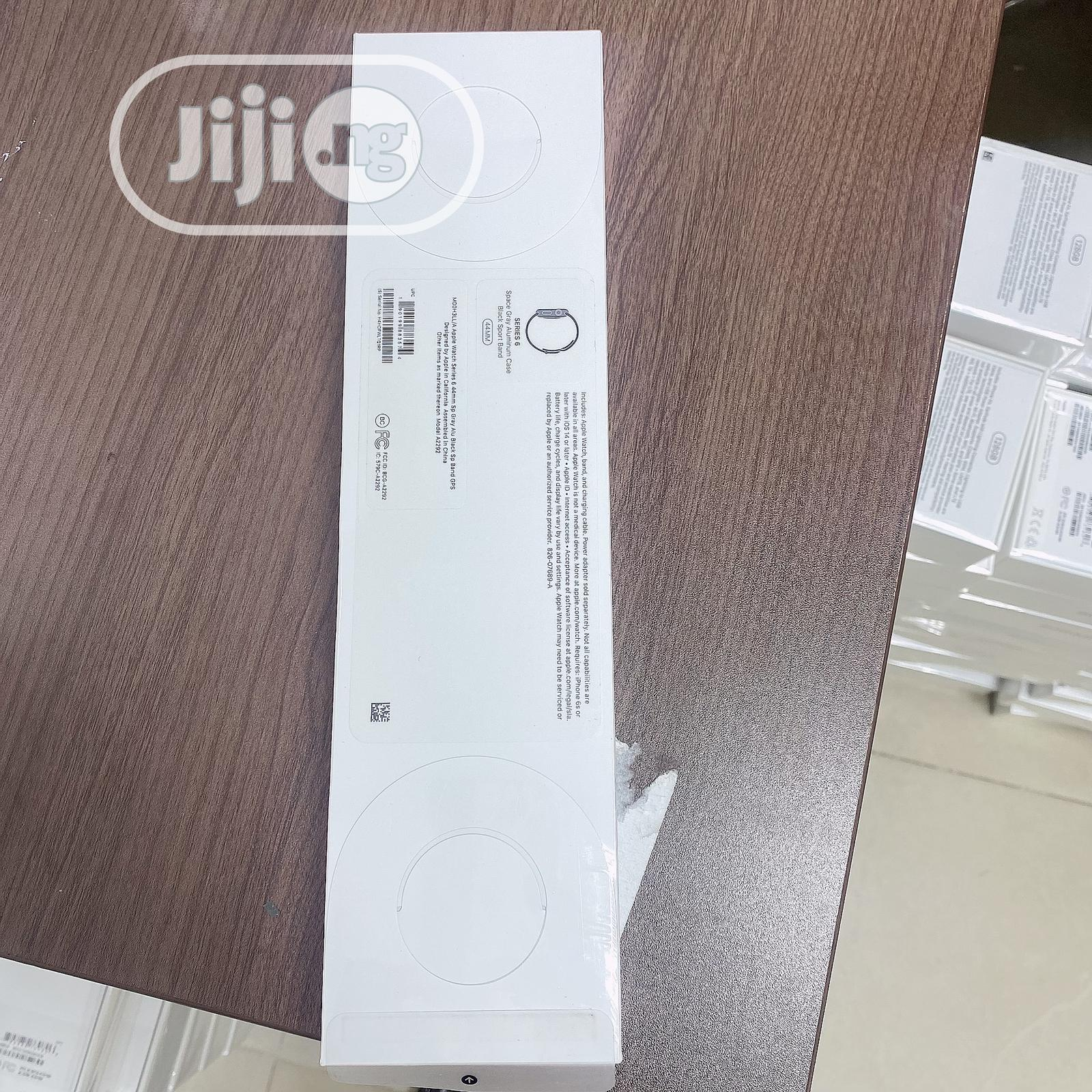 Apple Iwatch Series 6, 44mm | Smart Watches & Trackers for sale in Ikeja, Lagos State, Nigeria