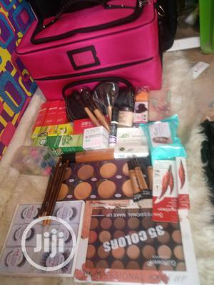 Complete Makeup Kits With Makeup Box | Makeup for sale in Anambra State, Awka