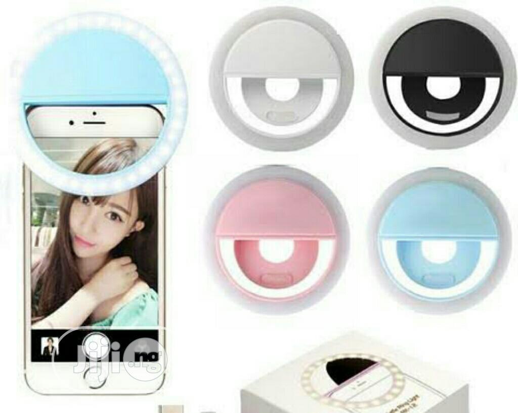 Selfie Ring Light For Mobile Phone