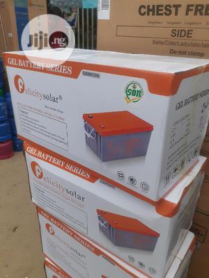 12v 200ah Felicity Battery   Solar Energy for sale in Lagos State, Ojo