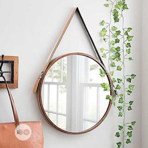 Decor Round Mirror | Home Accessories for sale in Lagos State, Ifako-Ijaiye