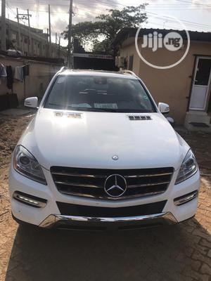 Mercedes-Benz M Class 2015 White | Cars for sale in Lagos State, Isolo
